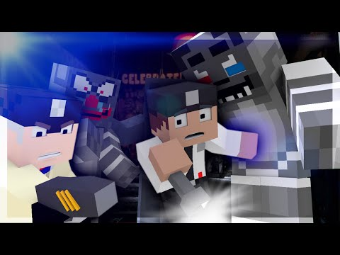 "Minecraft: Five Nights At Freddy's 3 ""HORROR GAME"" w/FaceCam Ep.11"