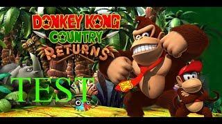[Test 14] Donkey Kong Country Returns : Un Rarevival réussi par Retro Studios ?