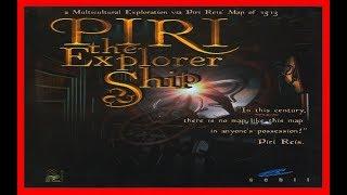Piri the Explorer Ship 1998 PC