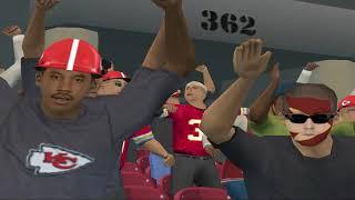 [Game Time!] ESPN NFL 2K5 Chiefs vs Jaguars
