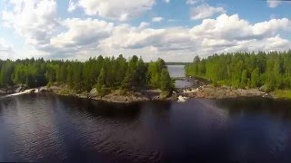 Karelia and DJI Phantom 2