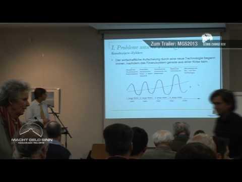 Prof. Dr. Felix Fuders - Moralisch-ethische Aspekte der Zinswirtschaft