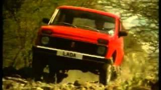 UK, Lada Cars Television / Cinema Commercial 1980