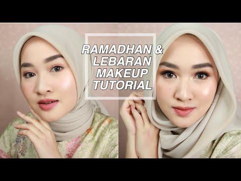 Easy Ramadhan , Bukber & Lebaran Makeup tutorial | Kiara Leswara