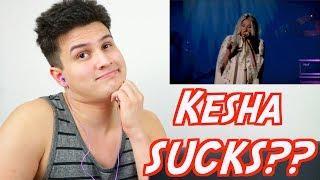 """Download Lagu Vocal Coach Reacts: """"KESHA SUCKS!"""" - Kesha Sings Praying Reaction (Live Performance @ YouTube) Gratis STAFABAND"""