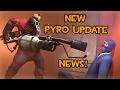 TF2 New Pyro Jungle Update Info mp3