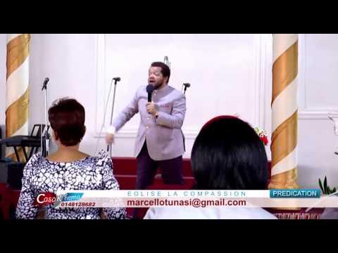 LA PUISSANCE DE LA PAROLE AVEC PASTEUR MARCELLO TUNASI