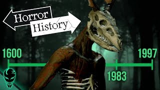 Pet Sematary: The History Of The Wendigo   Horror History
