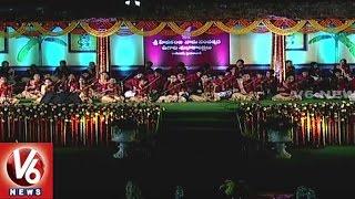 Ugadi Celebrations 2017 In Raj Bhavan | Hyderabad