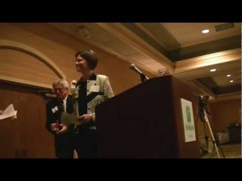 Ursuline Sister Susan Durkin -- Irish Walks of Life Award