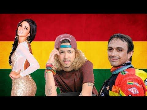 LAS 5 PERSONAS MAS FAMOSAS DE BOLIVIA