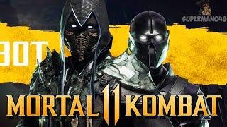 """Mortal Kombat 11: """"Noob Saibot"""" Gameplay Trailer Breakdown! - Mortal Kombat 11 Noob Saibot Reveal"""