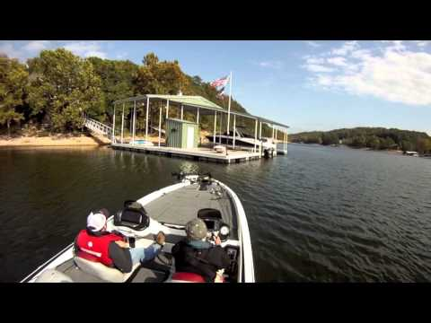 How To Shoot Docks And Catch Crappies On Lakes, Rivers And Reservoirs: Part 1