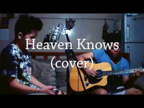 Heaven Knows (acoustic cover) Rick Price - Karl Zarate
