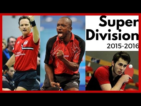 NASIRU Kazeem - VOSTES Yannick Fight For Title | SUPER DIVISION 2015-2016