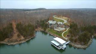 Secret Mansion at Lake of the Ozarks