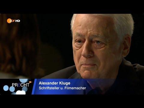 """""""Komplexe Welt - Ratlose Menschen"""" • Precht mit Alexander Kluge • ARD, 31.1.2016 • 45 min."""
