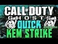 COD Ghosts Fast HONEY BADGER K E M Strike TDM Call Of Duty Ghost Multiplayer Gameplay mp3