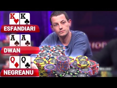 Is Tom Dwan A Texas Holdem POKER GOD??? INVESTIGATION!!