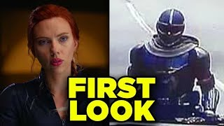 BLACK WIDOW Movie First Look! Budapest Backstory Revealed!