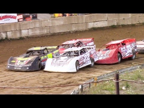 ULMS Super Late Model Heat Two | Freedom Motorsports Park | 7-13-18