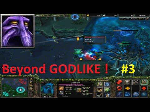 DotA 6.83d - Void Beyond GODLIKE #3