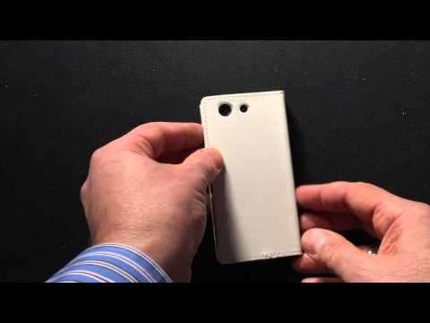 Poetic FlipBook for Sony Xperia Z3 Compact