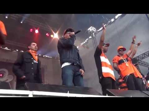 VIRADA CULTURAL 2013 - RACIONAIS MC'S MOSTRA A FORÇA DO RAP - IMAGENS EM HD