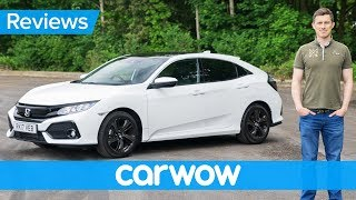 Honda Civic 2018 in-depth review | Mat Watson Reviews