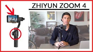 Zhiyun Smooth 4 Review - Everything You Need to Know, setup and tutorial