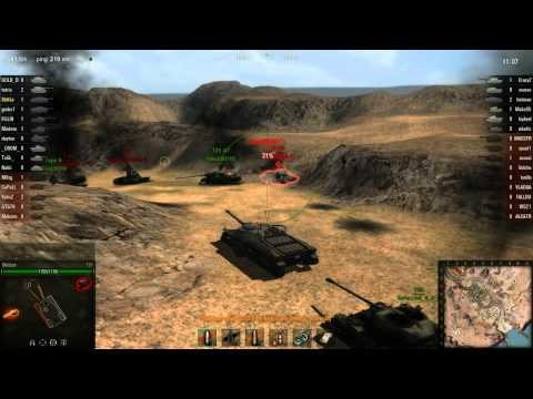 World of Tanks - T28 TD