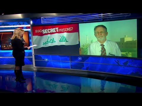 CNN: Are there secret prisons in Iraq?