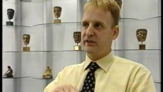 ITN News Channel pre-launch behind the scenes documentary. 2000