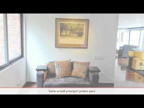Arriendo penthouse dúplex en Rosales, Bogota | Compra y venta apartamentos