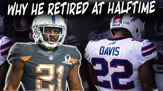 What Happened to Vontae Davis?