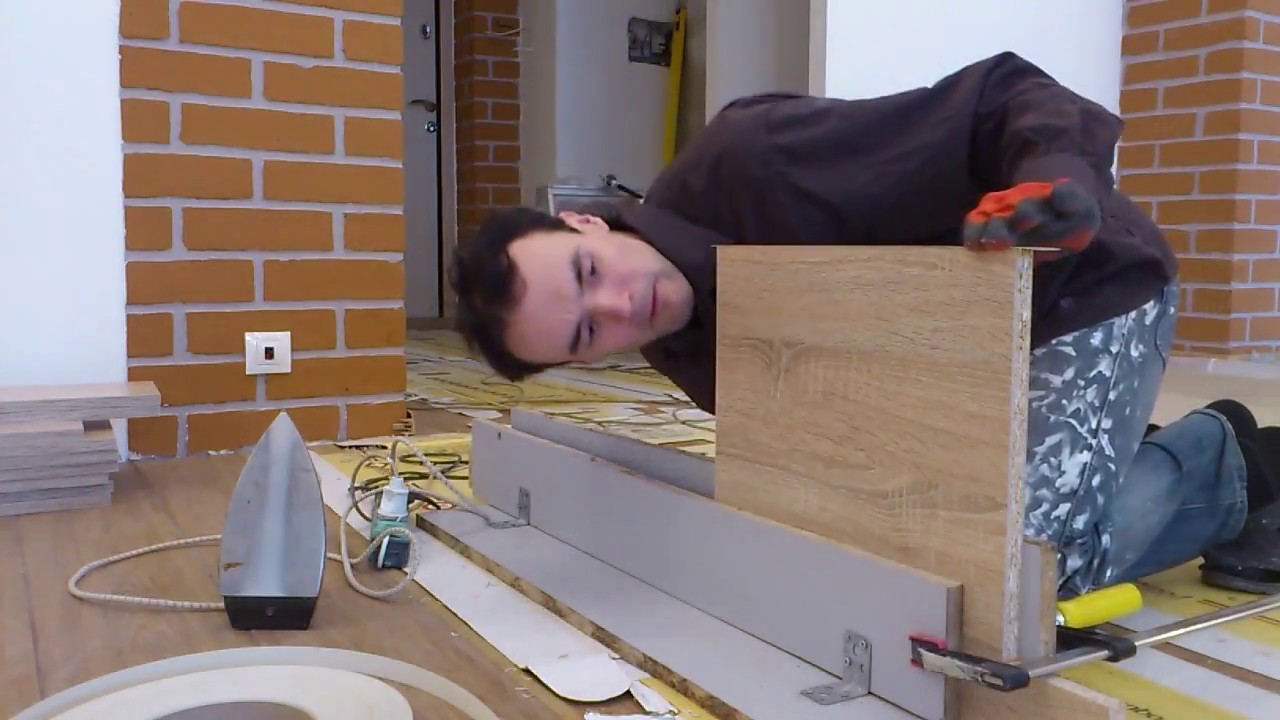 Корпусная мебель своими руками видеоуроки 43