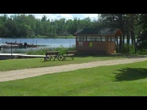 Summer Haven RV Resort on Gull Lake by Bemidji, Mn.