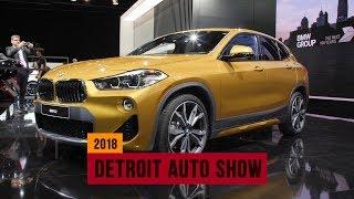 2018 BMW X2: Bimmer's smallest SUV arrives in Detroit