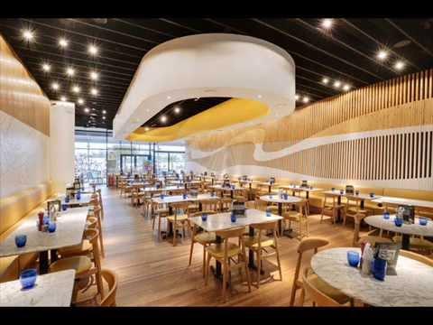 Los mejores bares y restaurantes seg n su dise o 2012 for Modelos de restaurantes