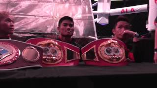 pinoy pride 33 winners - EsNews Boxing