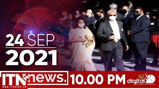 ITN News 2021-09-24   10.00 PM