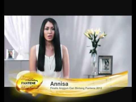 Anggun Cari Bintang Pantene 2012 All Star Season - Profil Finalis Annisa & Rafika