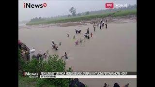Inilah Video Etnis Rohingya yang Terlantar di Perbatasan Myanmar & Bangladesh - iNews Malam 06/09