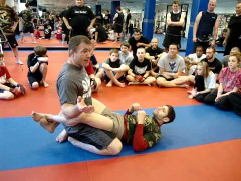 Matt Hughes Seminar At Kang's [1 4] video