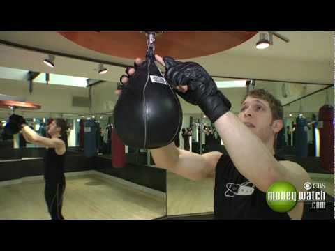 Learn to Use a Speed Bag Image 1