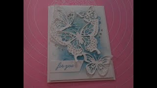 Stampin' Up! Easy Beauty Abounds Birthday Card
