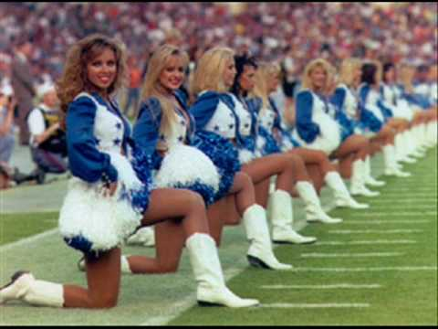 Cheerleader Bottomless http://www.blingcheese.com/videos/2/dallas+cowboys+girl.htm