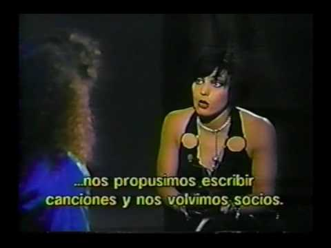 Joan Jett - Mexican Interview (Notorious period)