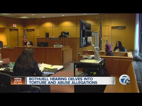 Details of abuse emerge at Bothuell hearing