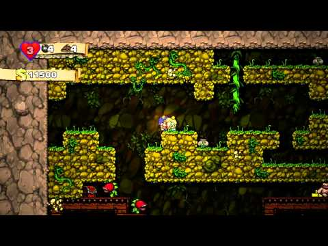 Spelunky: Giant Bomb Quick Look
